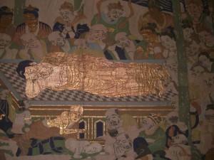 クシナガラ 釈迦入滅の地