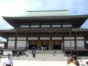 新勝寺 大本堂