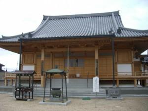 清眼寺 本堂